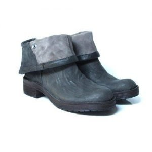 Half boots Dark brown