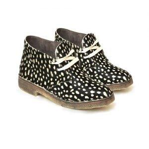 Desert boots horsehide