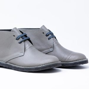 Shoes man grey