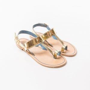Sandals Specchio platino