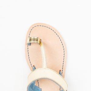 Sandalo Specchio  platino