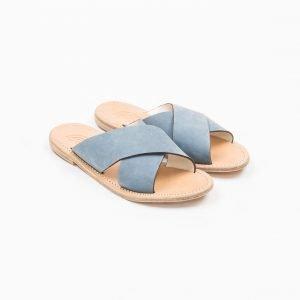 Sandals nabuk avion