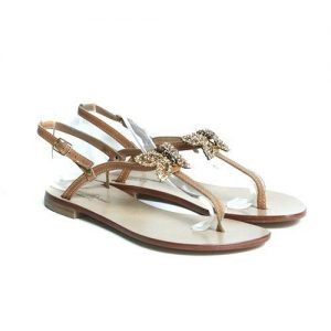 Women sandals Renato L'Artigiano mignon leather bottom leather
