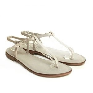 Women sandals Renato L'Artigiano mignon samu white bottom leather h78