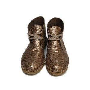 Desert boots Pailettes