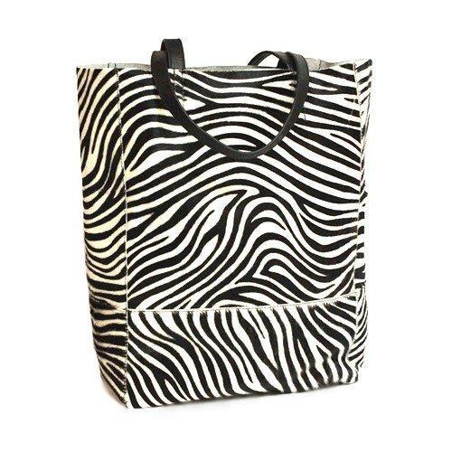 Borsa Zebra