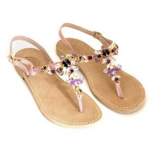 Sandals Amethyst