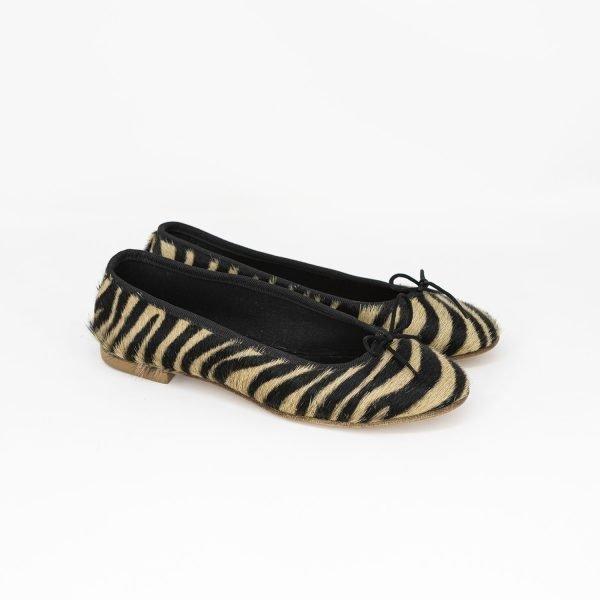 Ballerine Zebra