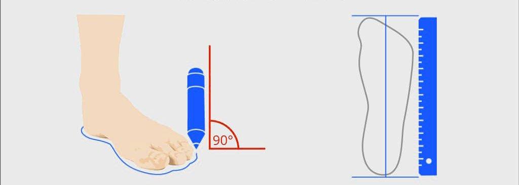 Trova la tua misura (donna)