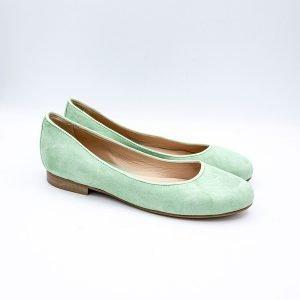 Ballerine vert